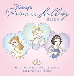 Disneys princess lullaby album