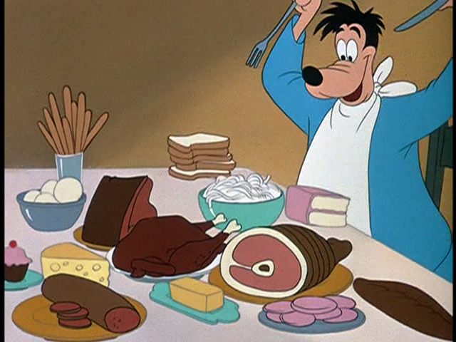 File:George Geef with food on the table.png