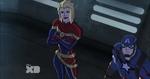 Captain Marvel AU18