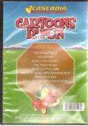 Cartoons r fun volume 7 back