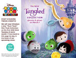 Tangled Tsum Tsum Tueday US