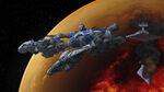 Fire Across the Galaxy 36