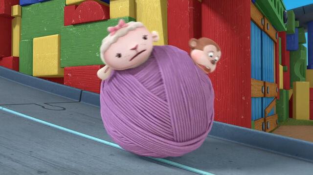 File:Lambie and ben in yarn.jpg
