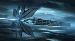 Solar Sailer - Tron Legacy