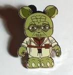 Yoda Mickey Pin