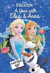A Year with Elsa & Anna (and Olaf, too!)