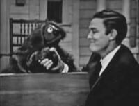 Rowlf and Jimmy Dean
