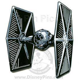 File:Star Wars Weekends 2007 - Jumbo Pins Boxed Set (TIE Fighter).jpeg