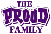 The Proud Family Logo