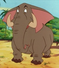 Ned the elephant disney wiki fandom powered by wikia - Les aventures de timon et pumba ...