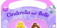 Cinderella and Belle Kindness Counts