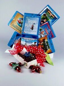 Disney Holiday Gift Basket