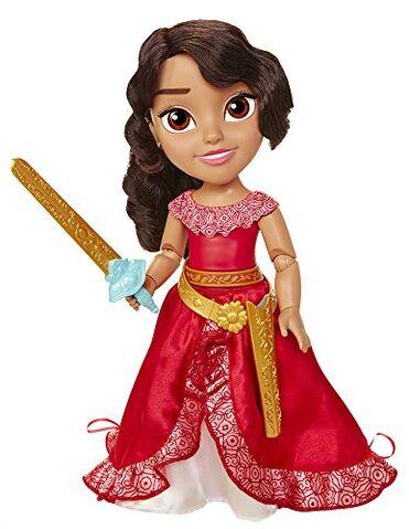 File:Elena Of Avalor Action Adventure Doll.jpg