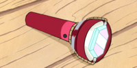 Crystal Flashlight