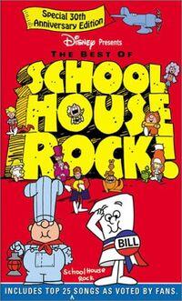 Schoolhouse Rock VHS