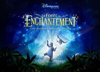 The Forest of Enchantment A Disney Musical Adventure