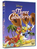 The Three Caballeros UK DVD 2014