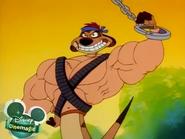 Timon as Rambo