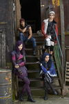 Cast of Descendants