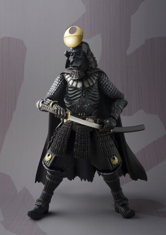 File:Daisho Darth Vader Samurai figure 04.jpg