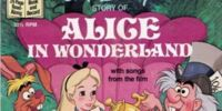 Alice in Wonderland (Disney Read-Along)