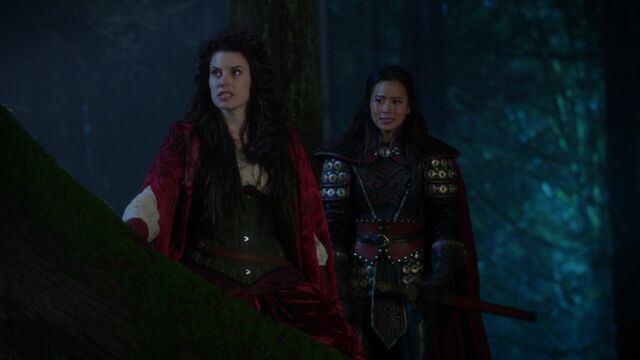 File:Once Upon a Time - 5x18 - Ruby Slippers - Ruby and Mulan.jpg