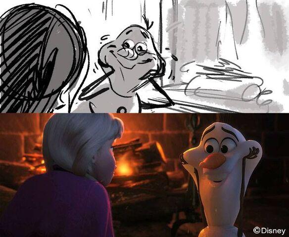 File:Frozen - Olaf - Concept Art.jpg