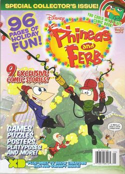 PnF Magazine Winter 2010 special