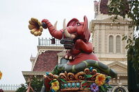 Tantor Flights of Fantasy Parade