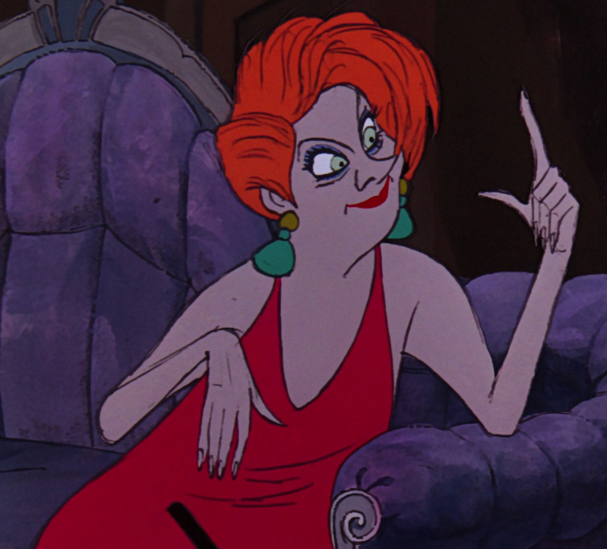 Madame Medusa Disney Wiki Fandom Powered By Wikia