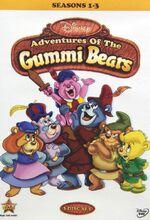 Gummi Bears DVD set 2013 reissue