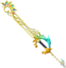 Nightmare's End Reality Shift Keyblade KH3D