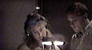 Howard Ashman with Jodi Benson recording