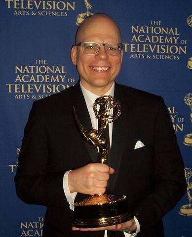 File:Matt Hoverman Daytime Emmy.jpg