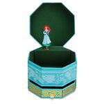 Merida Jewelry Box - Brave Open