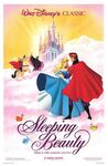 Sleeping Beauty 1990's Re-Release Poster