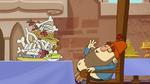 Grumpy's feast