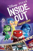 Inside Out Cinestory novel