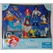 Little mermaid figures