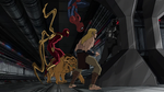 Spider-Man Ka-Zar Iron Spider Agent Venom Zabu USMWW