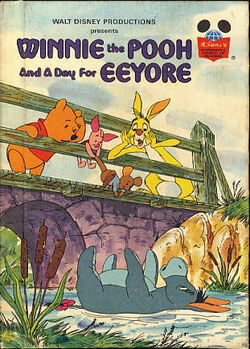 Winnie the pooh and a day for eeyore wonderful world of reading