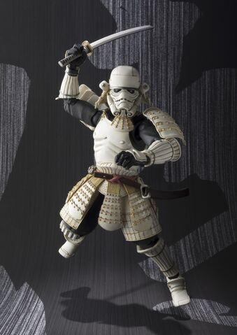 File:Ashigaru Stormtrooper Samurai figure 05.jpg