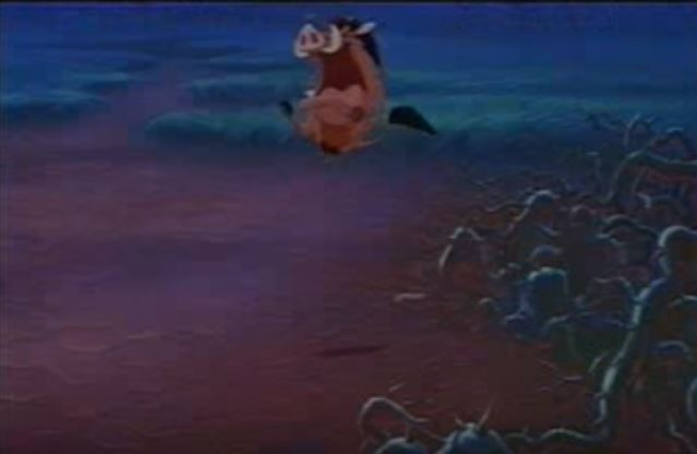 File:Pumbaa coming out of the thorns.JPG