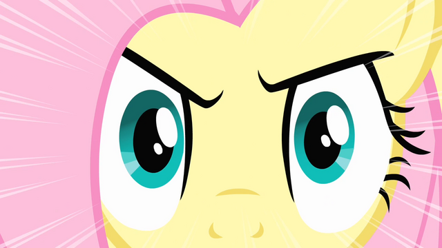 File:Fluttershy does the Stare S4E07.png