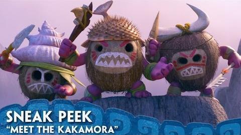"""MOANA - """"Meet The Kakamora"""" Clip"""