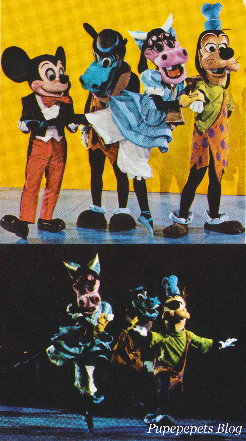 Clarabelle And Horace Costumes Through The Years Disney