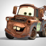 Mater Cars Promation Art