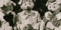 The Three Little Pigs Costumes Through the Years