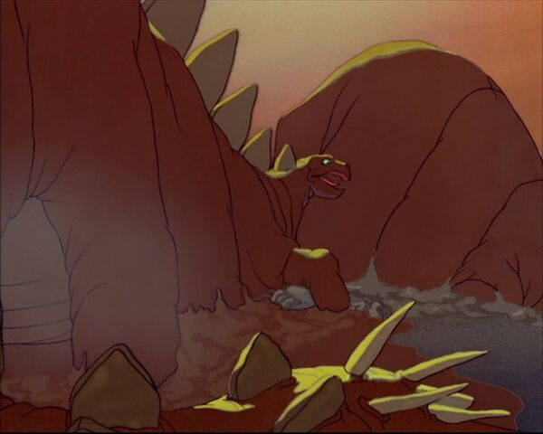 File:Stegosaurus in the mud.jpg