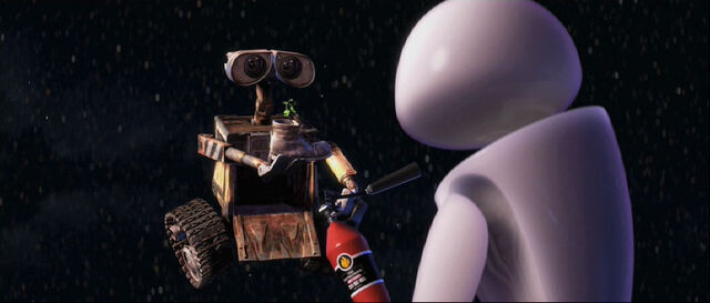 File:Wall e pixar movie in space with eve.jpg